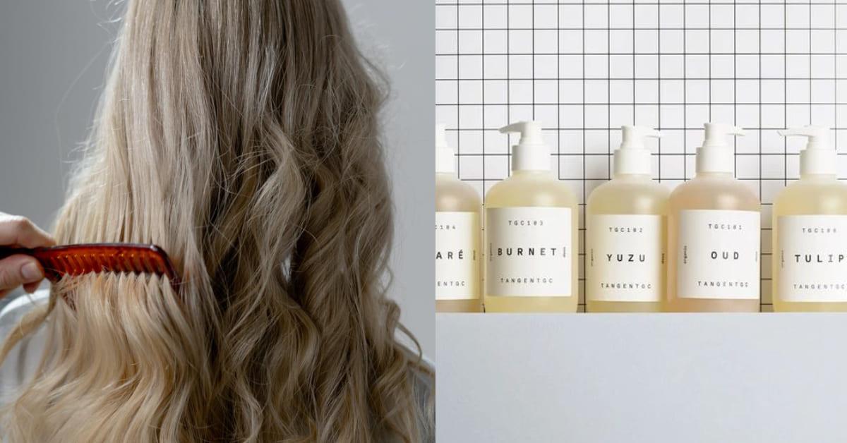 敏感頭皮洗髮精要慎選!專家教你用一把梳子檢測頭皮是否健康,別跟80%人犯一樣的錯