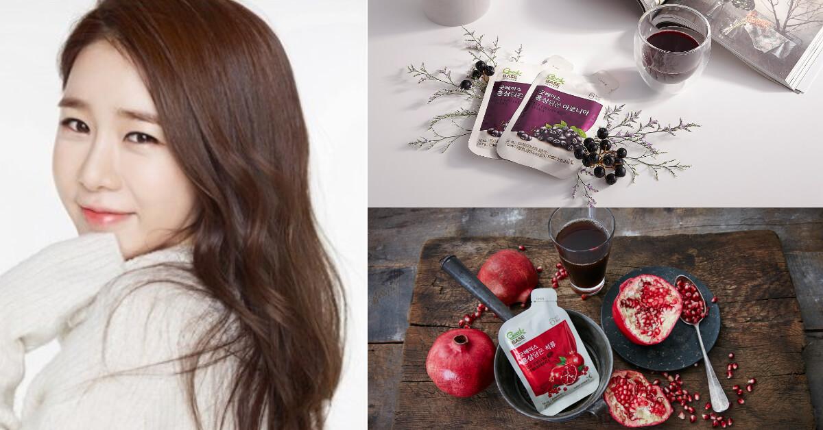 韓流美妍時尚解密,正官庄高麗蔘保健飲品打破人蔘苦口印象,眾多韓星都跟進!