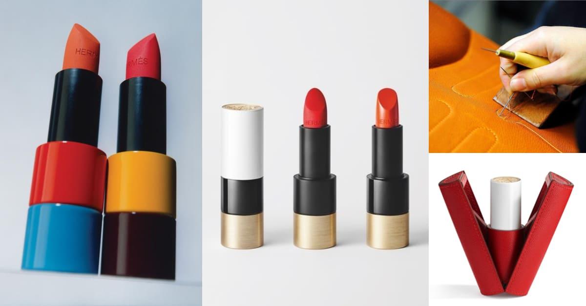 少女也能入手!愛馬仕唇膏3月上市,撼動美妝圈、不退流行的唇膏,5大必買理由一次看