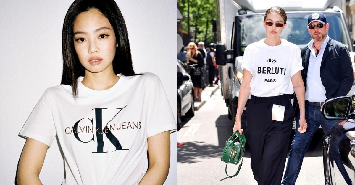 2020夏季Logo T恤這樣買!LV、Dior、Celine...造型師力推這10件!