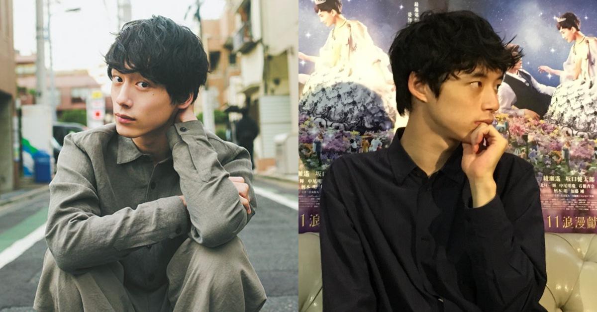 「鹽顏系暖男」坂口健太郎來台與大家「浪漫」相會!這3點讓你不得不愛上他