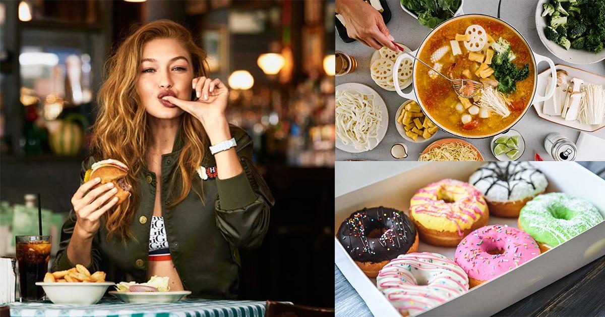 吃火鍋、甜食也能瘦身!減肥不用忌口,只要吃這5樣大餐後吃「這個」