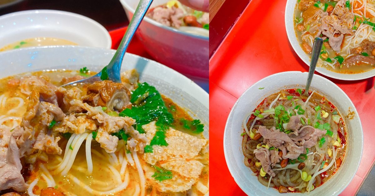 【食間到】廣西特色小吃「螺獅粉」每一碗料都多到爆!連外國人都來排隊吃?