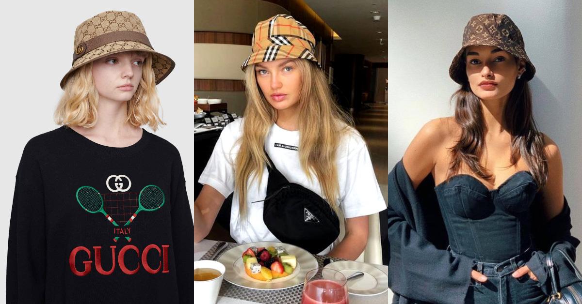 不洗頭靠「老花帽」10 秒出門!5款賣到缺貨 Dior、Burberry、Gucci...懶人單品推薦!