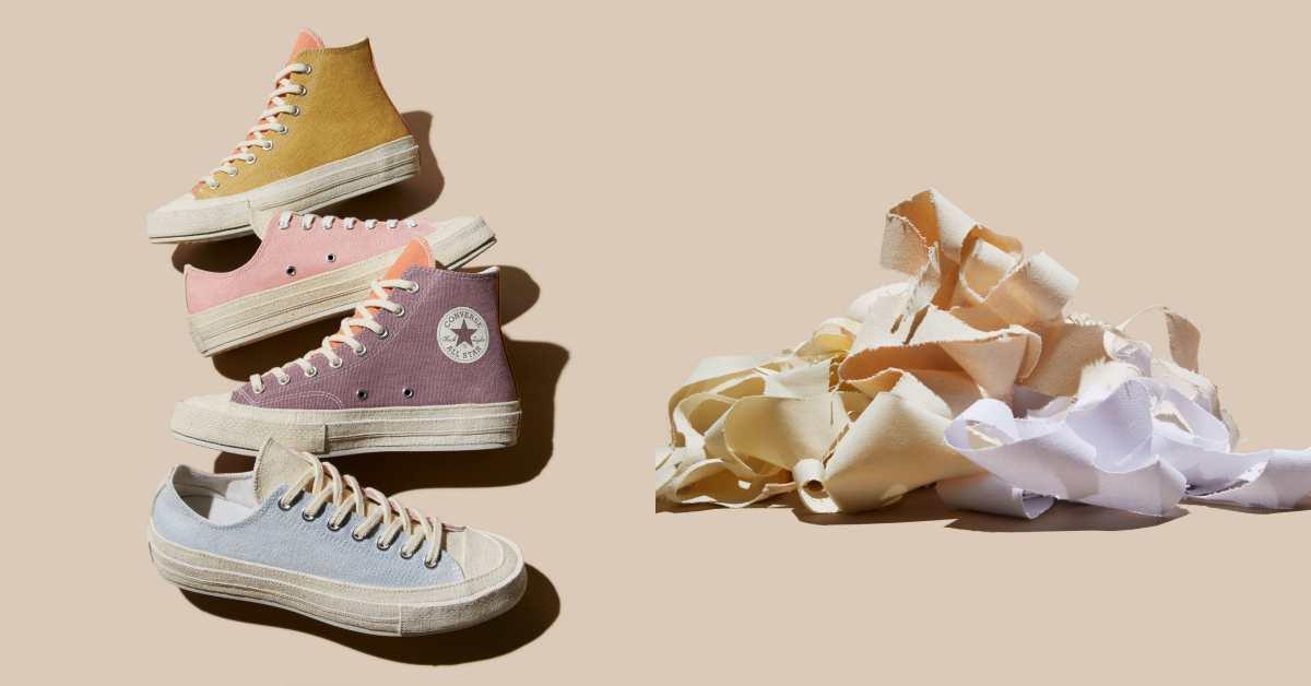 Converse馬卡龍色鞋款登場!寶寶藍、裸膚粉、胚芽奶茶色拼接真的太夢幻!