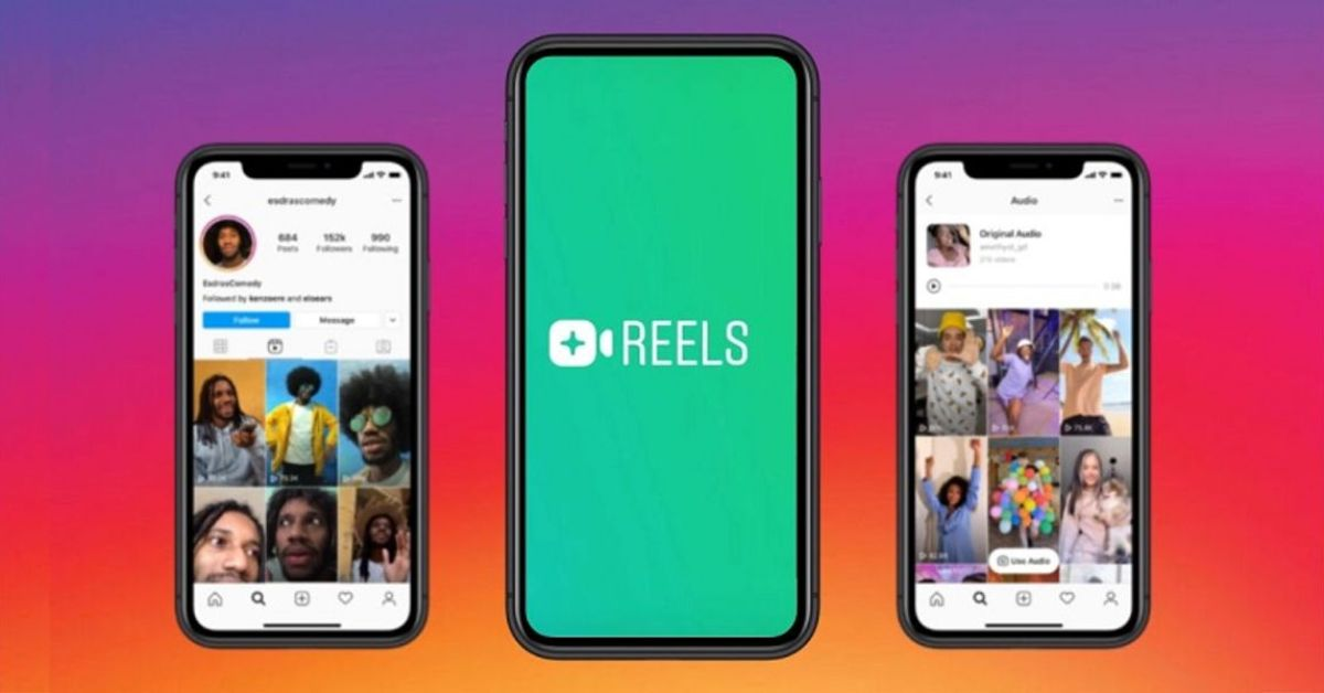 Instagram將推「Reels」短影音功能!自帶背景音樂、簡易剪輯,正式向抖音宣戰