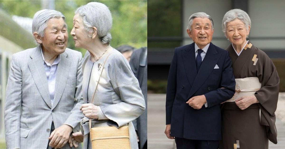 「令和」來臨,回首平成30年皇室佳話!明仁上皇與皇后美智子感情令人羨慕