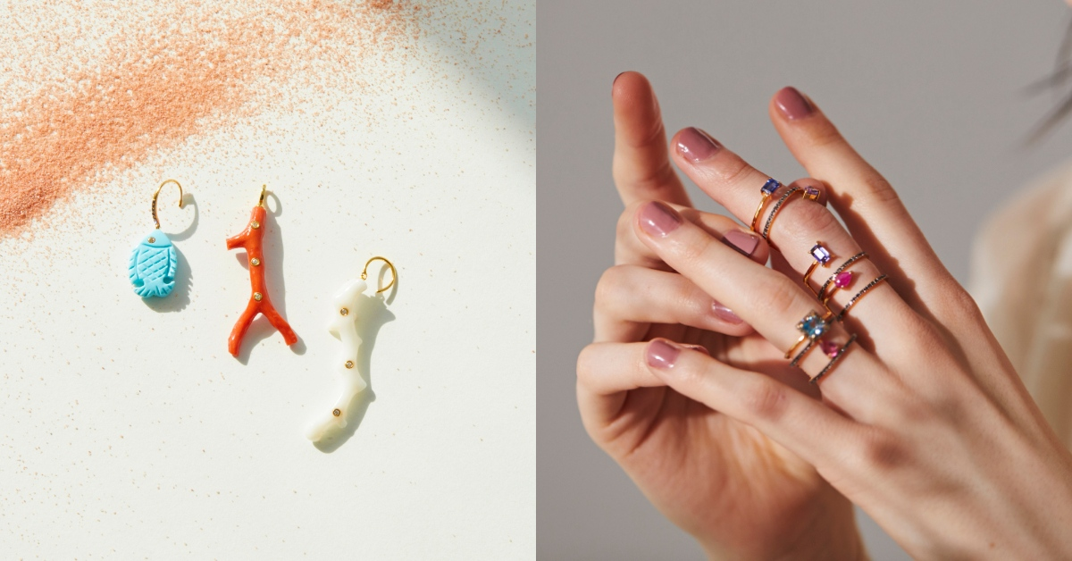 神秘感異國風情!超高人氣質感日系珠寶品牌 ARTIDA OUD,讓日本少女瘋狂愛上的原因