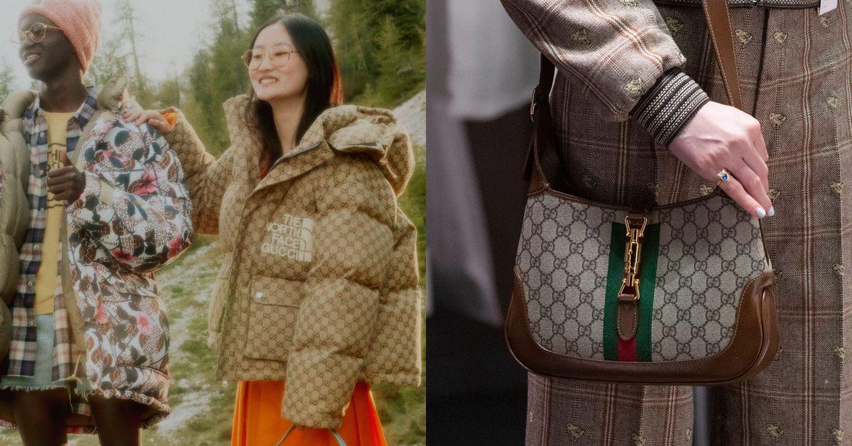 【10Why個為什麼】Gucci包包熱銷就靠它 !「GG」Logo這10個小故事,你怎麼能不知道?