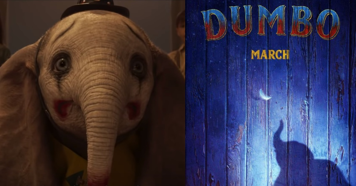 迪士尼真人版電影《小飛象》!要你知道勇氣就是一切力量