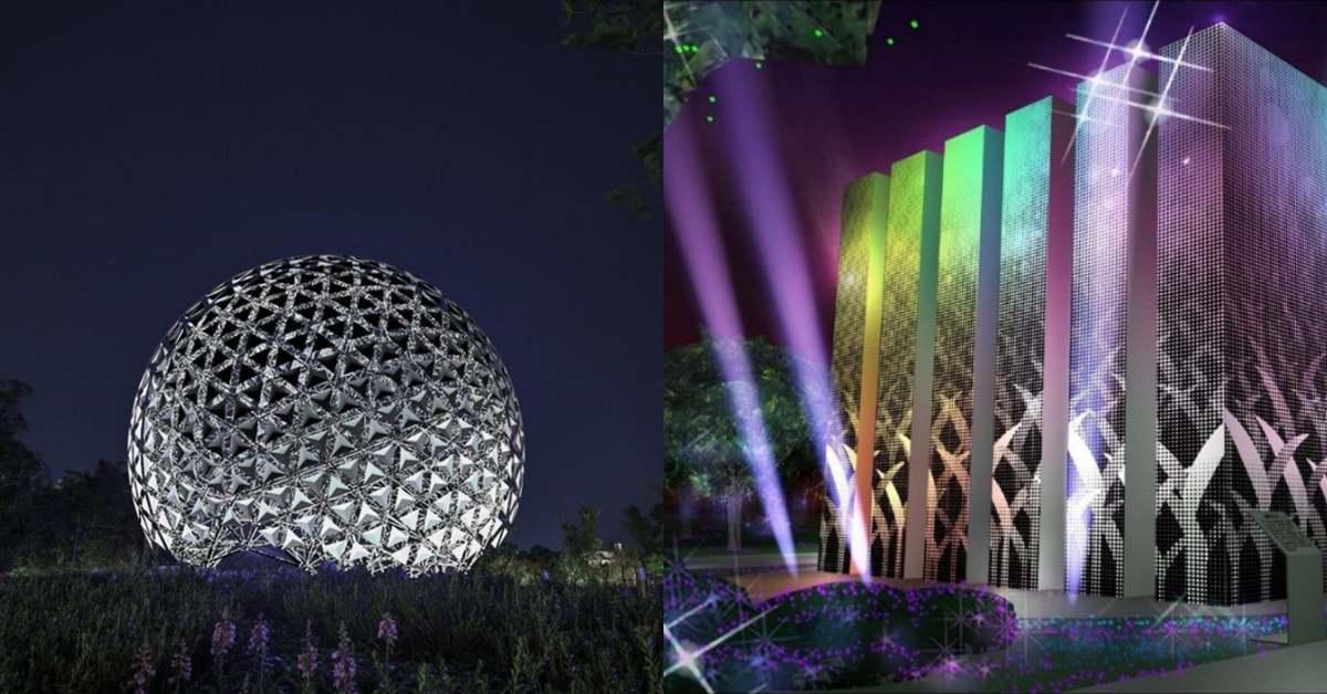 2020台灣燈會在台中!首度推出高科技燈會打造「森林奇幻境地」5大燈區美到不行!