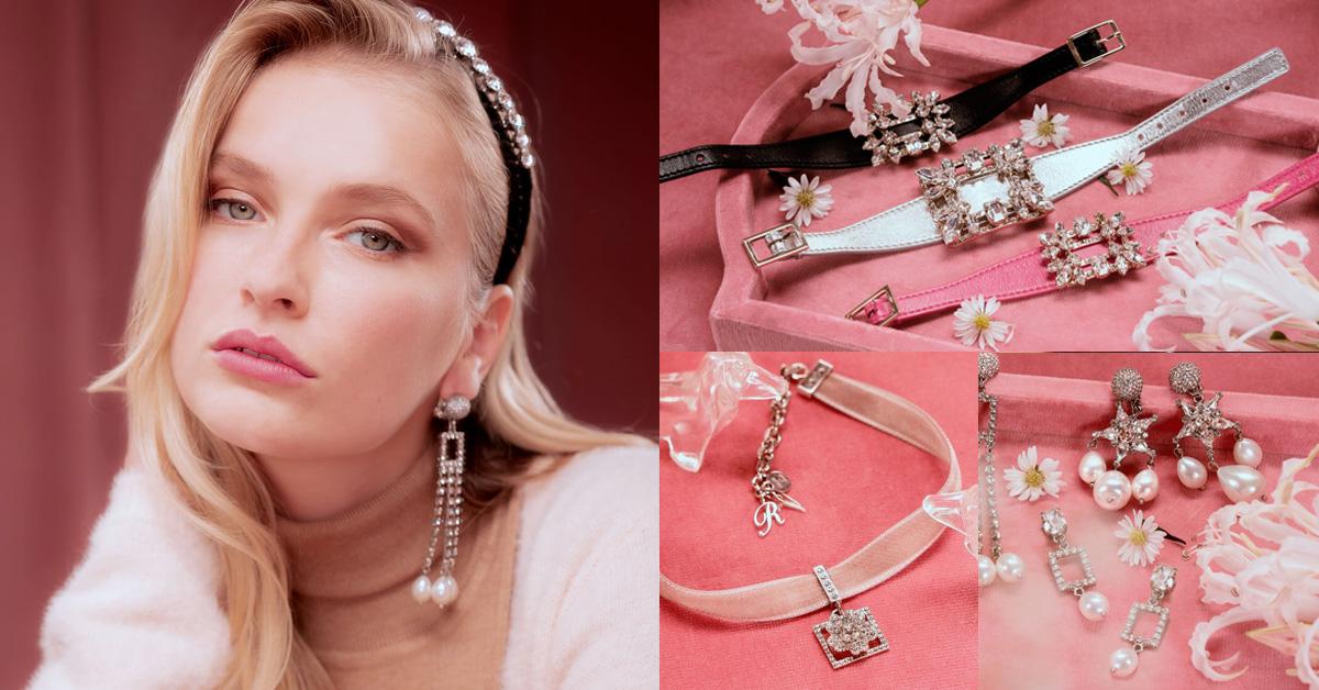Roger Vivier方釦鞋先放一邊!跨界搶做珠寶生意,連《艾蜜莉在巴黎》女星都愛