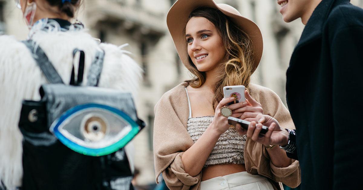 讓手機成為你隨身造型師,編輯推薦六款APP輕鬆打理你的時尚風格
