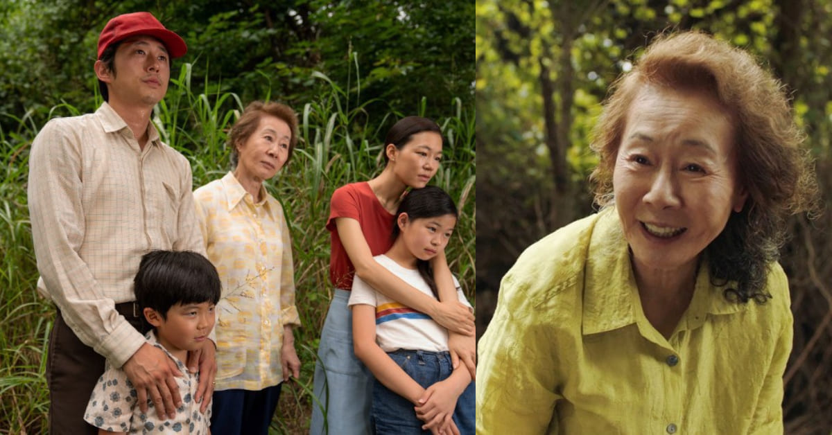 奧斯卡入圍2021最年長演員!73歲尹汝貞憑《夢想之地》國際爆紅,南韓史上第一人提名女配角獎
