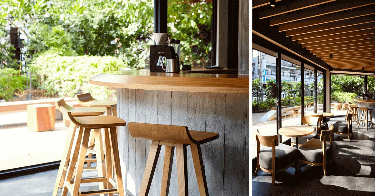 天母超美Starbucks星巴克開幕!穿透感空間與歐式庭園 提供手沖咖啡、氮氣咖啡與下班後的「傍晚精釀啤酒」時光