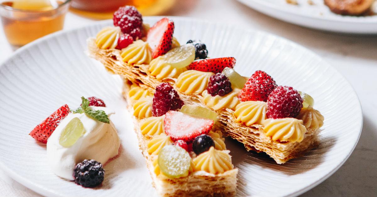 P&T 柏林茶館給妳兩人的慵懶時光,中山巷弄裡滿嚐一桌暖胃熱甜點