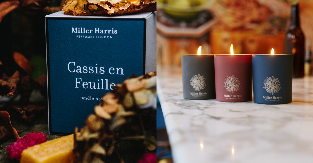 好喜歡房間裡香香的,點上香氛蠟燭,更加浪漫。香氛老師Josh教會我們的事
