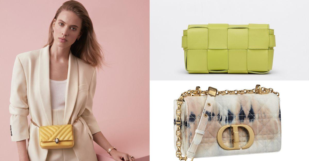 手機包名牌推薦Top 10!Chanel、LV、Dior...時髦度不輸大包