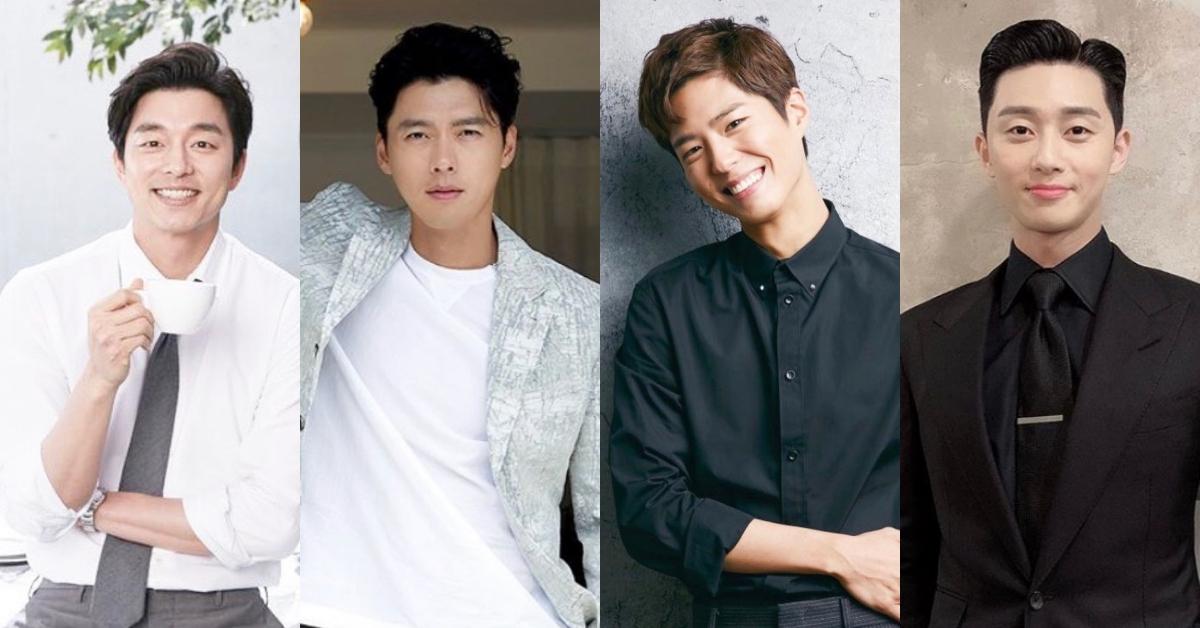 「韓國最佳男演員」究竟是誰?外國人眼中人的No.1,不是金秀賢,也不是李敏鎬呢