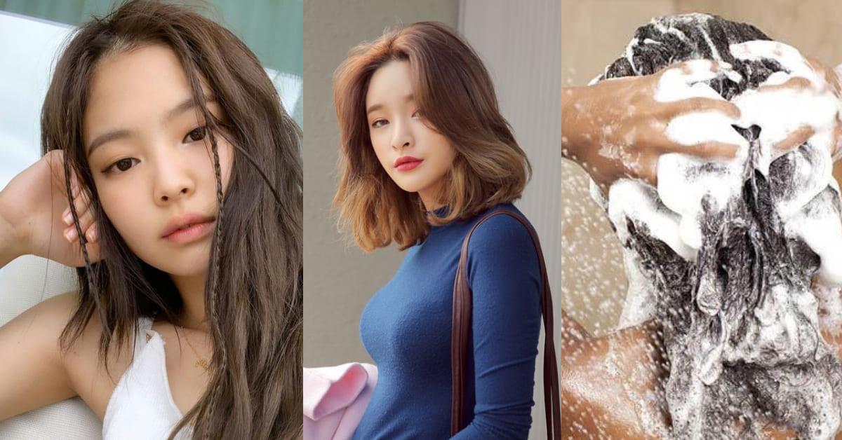 韓國女生髮量居亞洲第一?原來髮量養成關鍵在「洗頭」,避免落髮洗髮前會加這一步!