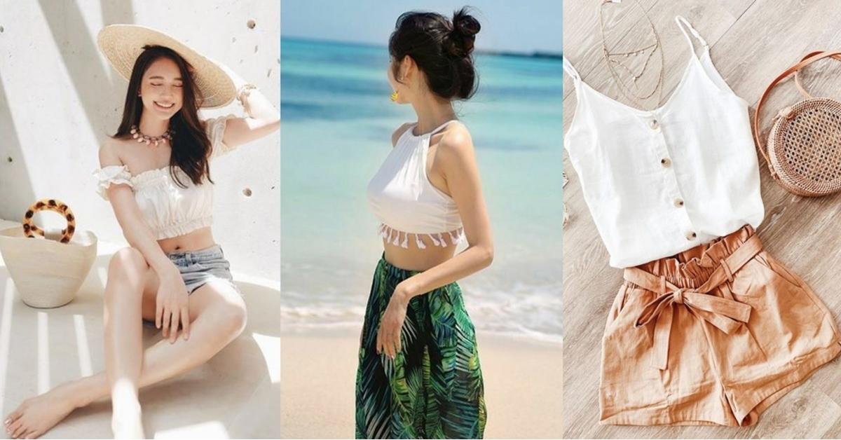 夏日海邊約會必學「心機穿搭術」!掌握3大穿搭公式,輕鬆當個完美陽光女神