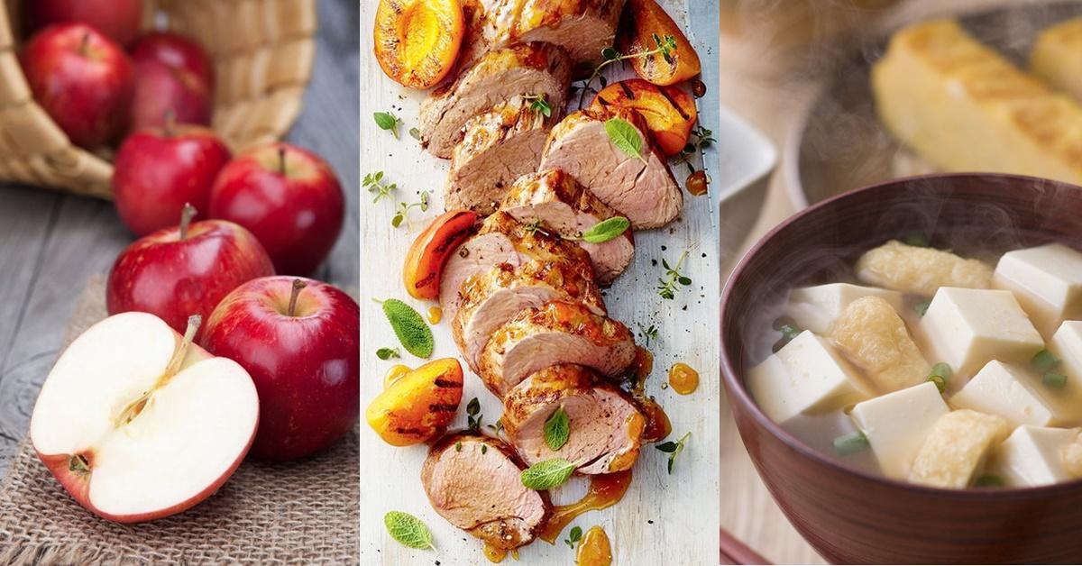 食療方式百百種,你真的吃對了嗎?編輯推薦5組食材搭配,從日常就能吃出好健康!