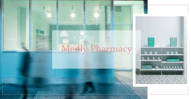 藥房可以這麼時髦?宛如電影《布達佩斯大飯店》的色調讓妳連拿藥都會想自拍!