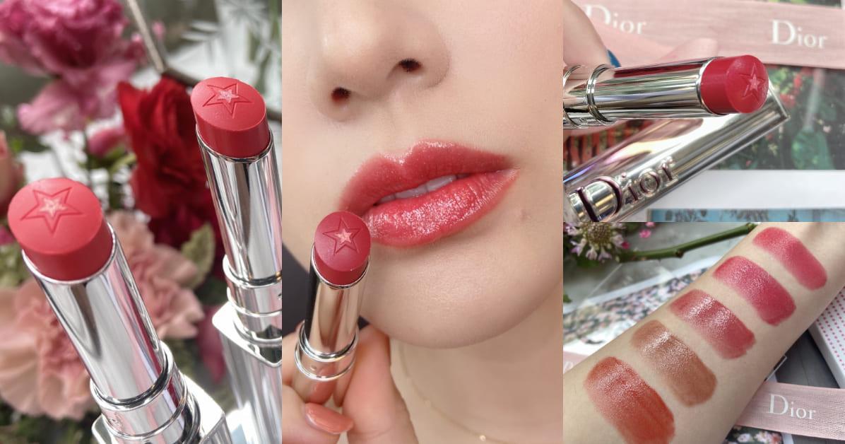 小紅書網友熱推的「口紅嫩唇神器」!Dior幸運星唇膏,#740奶茶玫瑰連Blackpink Jisoo都淪陷