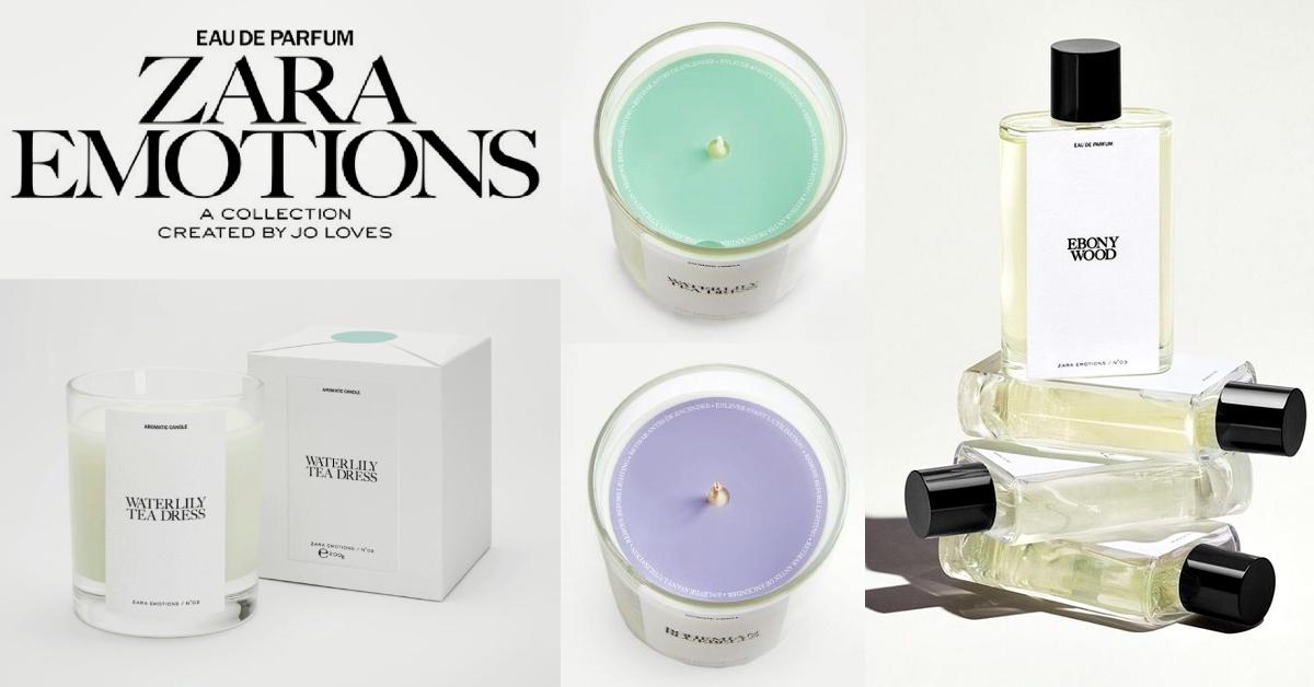 史上最親民價!Jo Malone聯名Zara推出8款香氛蠟燭,「價錢砍半」網推:不買會後悔!