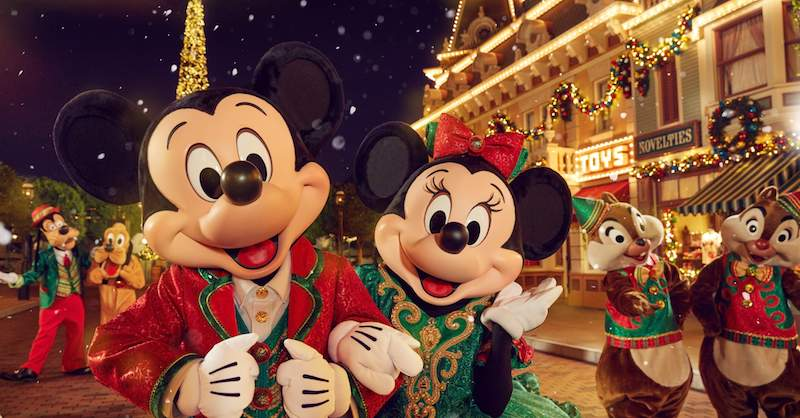 搶先直擊!香港迪士尼歡慶聖誕節,這10大期間限定商品讓人看了心好癢!
