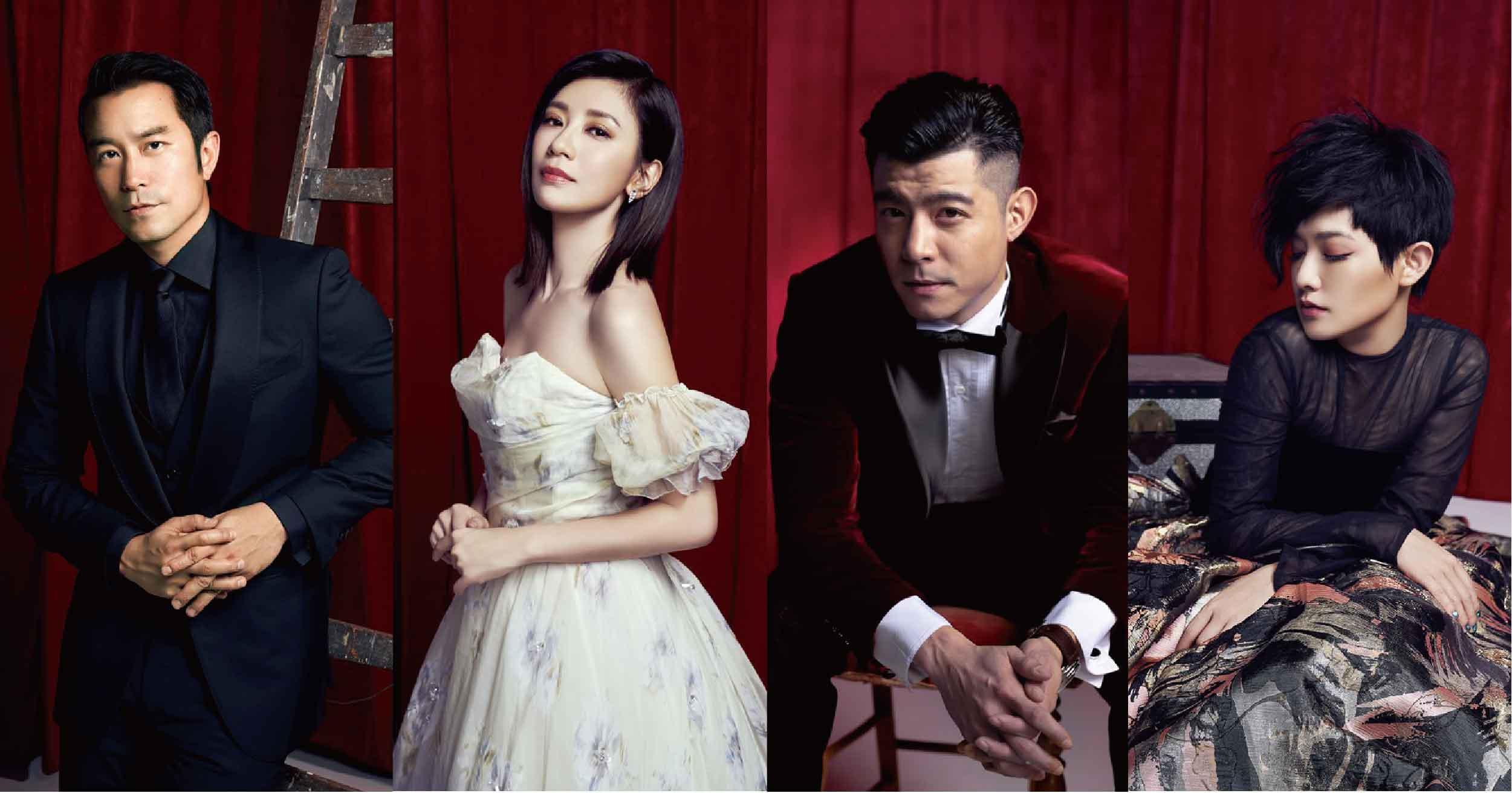 Netflix優質華語原創影集《罪夢者》即將開播!賈靜雯、張孝全、范曉萱講述黑幫題材
