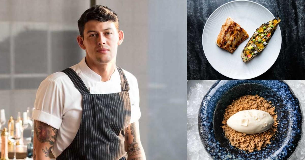 泰國帥哥主廚客作台灣!限定只在新竹英迪格酒店能吃到他的冠軍料理