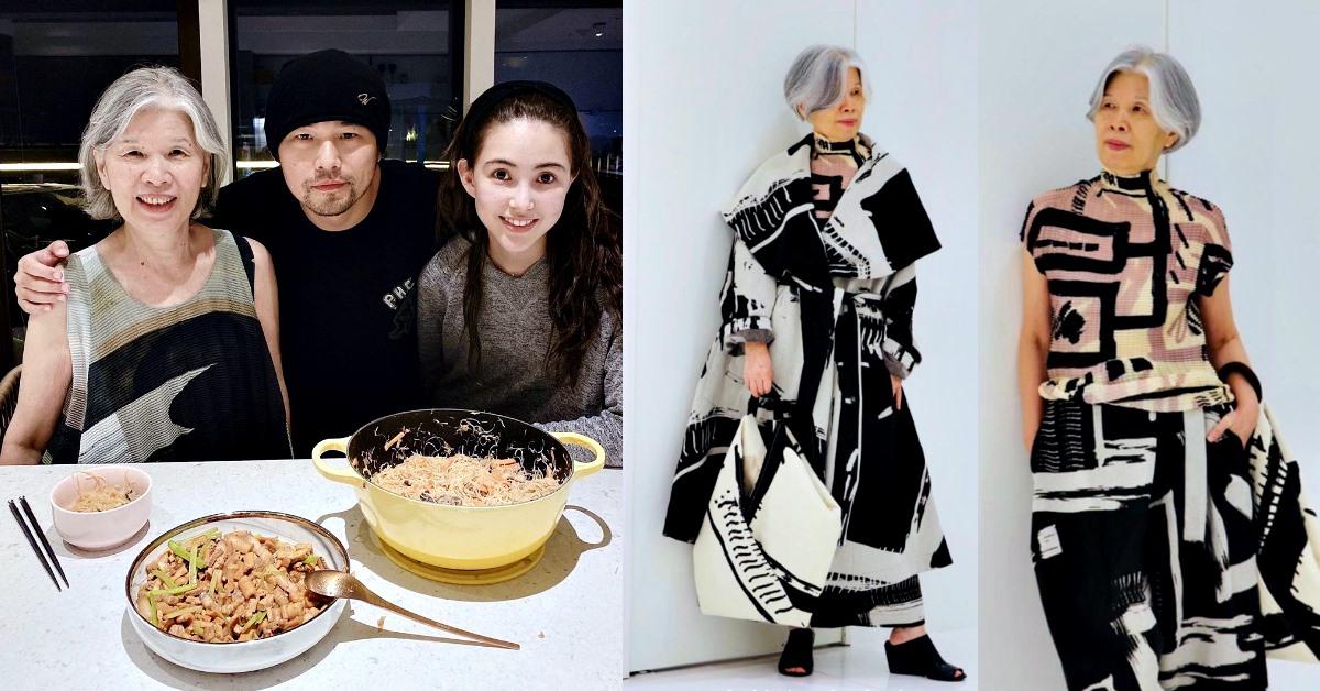 周杰倫媽媽獲封「最佳Fashion代言人」!66歲星媽「葉惠美」公開4招60+必學時髦穿搭!