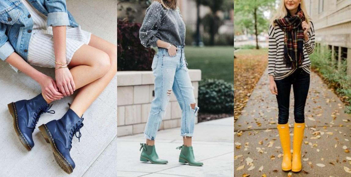 雨天也要美美出門!不用買新衣,也能輕鬆駕馭雨靴穿出時尚風
