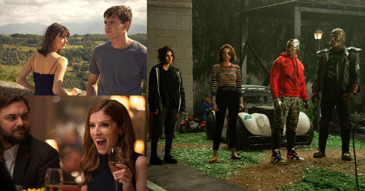7月美劇推薦!《末日巡邏隊》第二季、《正常人》、甜姐兒安娜坎卓克《愛情,很有關係》甜蜜開播