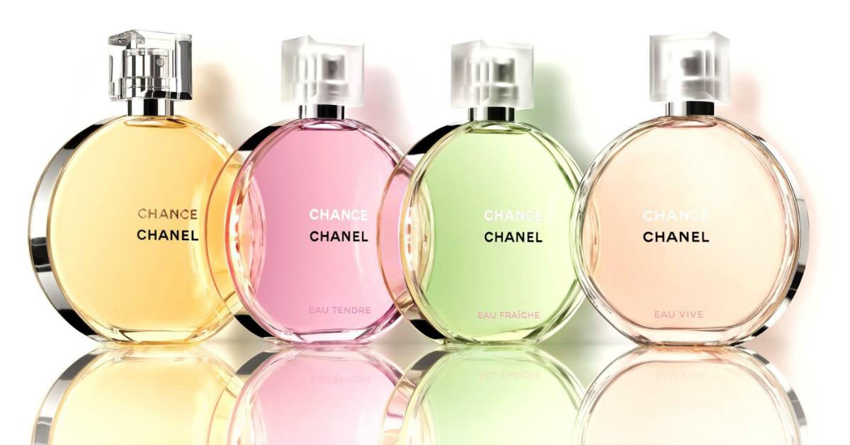 女孩們人手一瓶的的香奈兒CHANCE淡香水,2018要你用全新視角再次認識它!