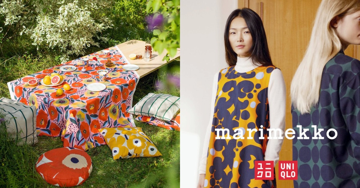 Uniqlo四度聯名Marimekko!9款「人氣印花」登場,這件羽絨服日本搶翻天