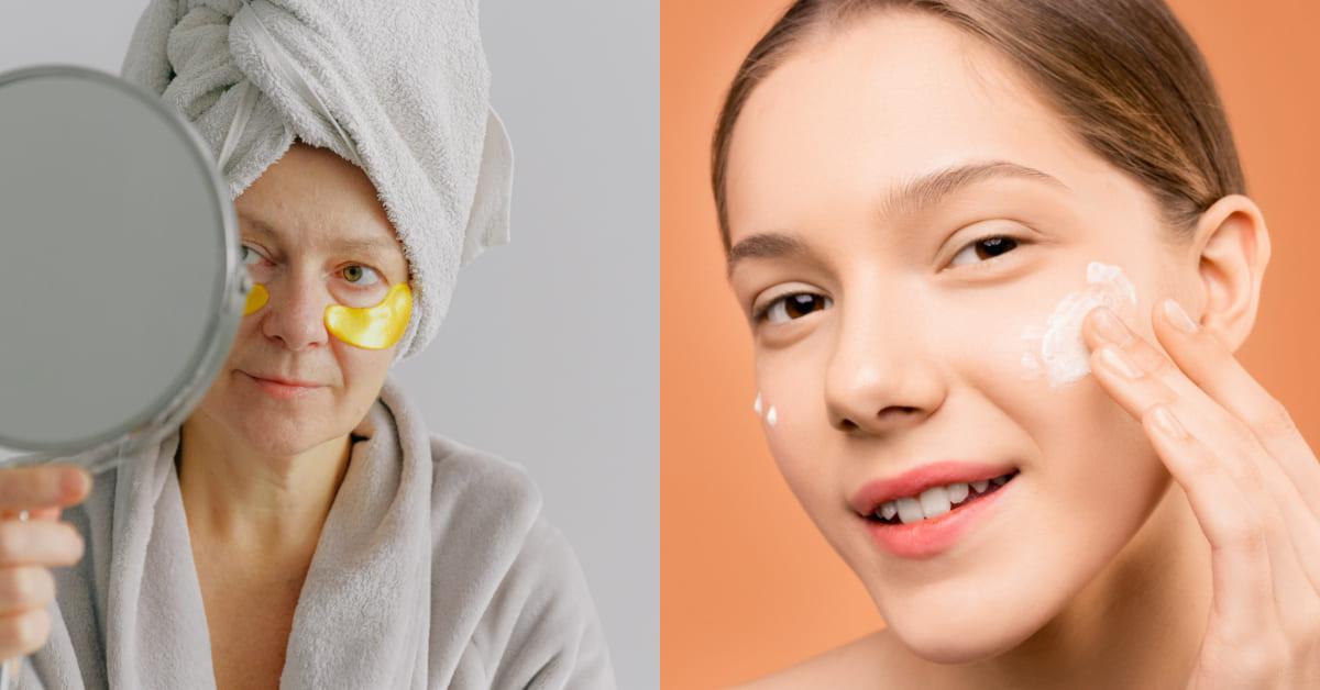 抗老保養品別亂擦!國外研究證實5大日常抗老TIPS,這個做對比乳霜更有效1.5倍
