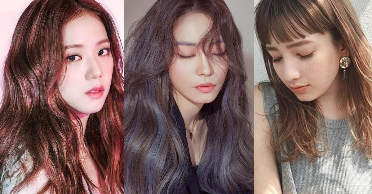 2019下半年髮色趨勢!迷霧紫、灰卡其棕、玫瑰紅是關鍵字,加碼染後秀髮護理