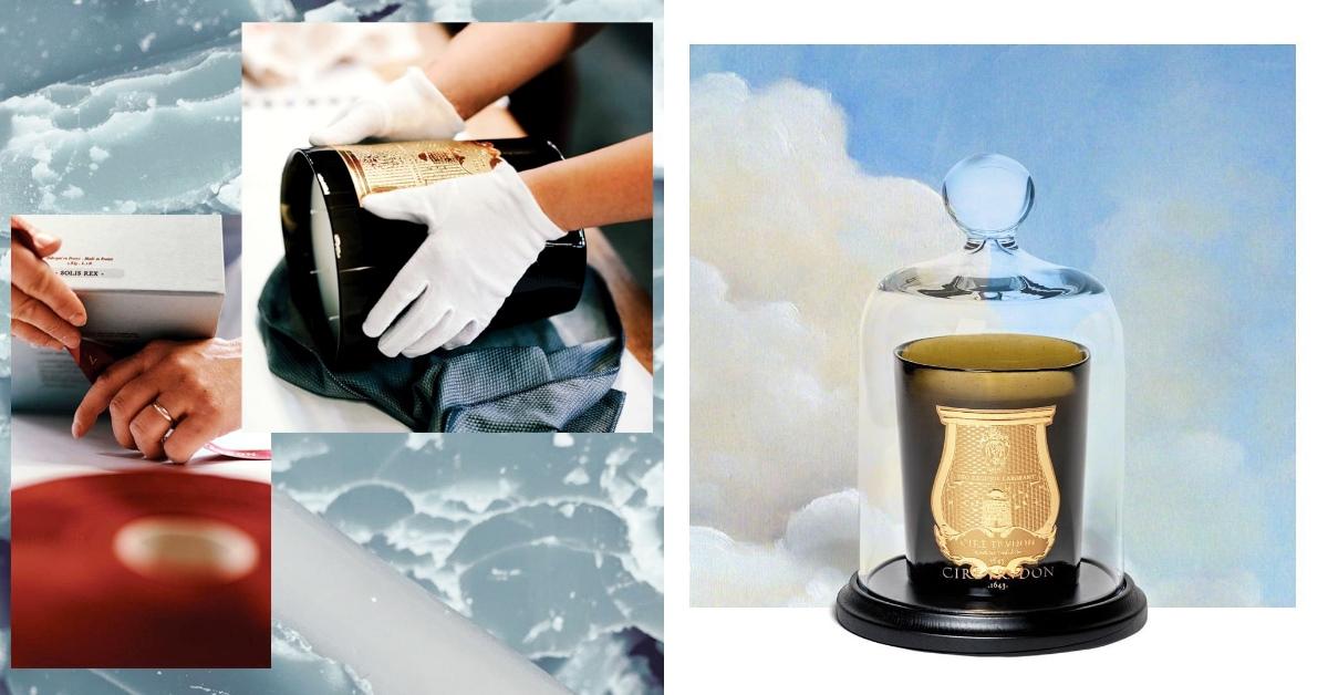 【百年俱樂部】這香氛拿破崙也在用!Cire Trudon點亮凡爾賽皇宮400年,全世界第一個香氛蠟燭!