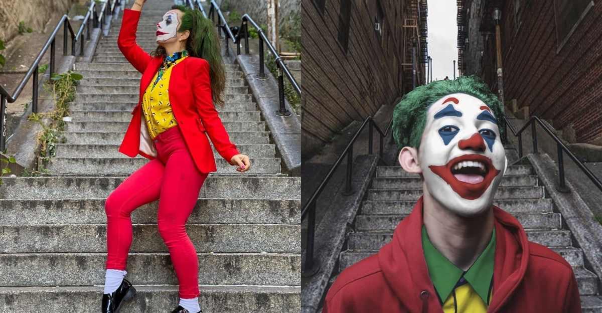 《小丑》迷必朝聖!紐約布朗區的「小丑階梯」爆紅成新打卡景點,連Google Map都更名