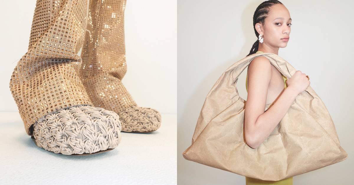 繼雲朵包、方頭鞋後BV再出招!泡麵鞋、紙袋包將成為下一個最IT單品?