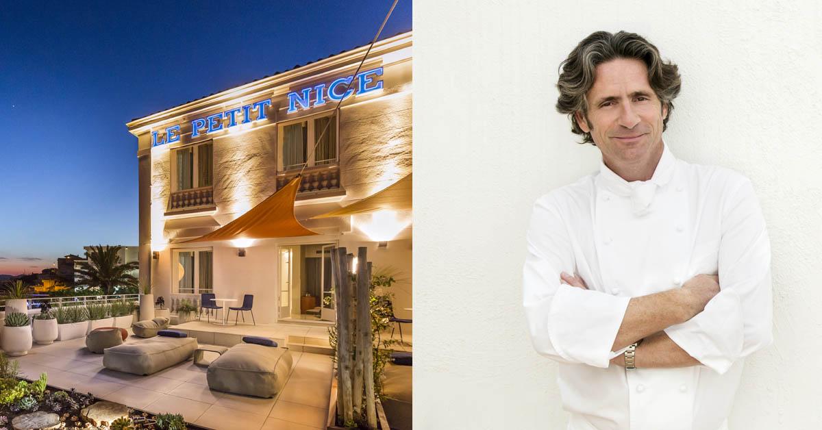 米其林三星主廚客座高雄!到《Thomas Chien法式餐廳》一嚐來自海洋的星級美味