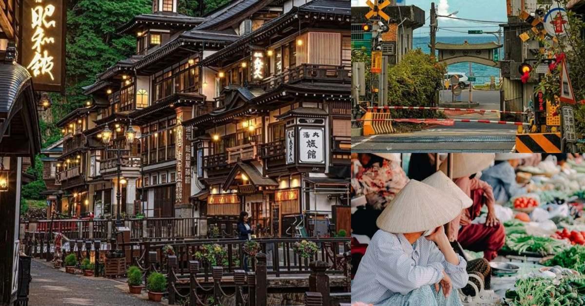 「全球十大旅遊景點」第一名頒給我們台灣!還超越觀光勝地日本、泰國!
