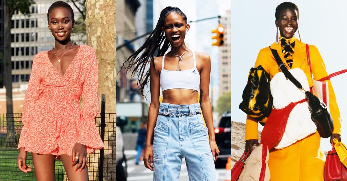 曾被迫剪髮、膚色被嘲笑需漂白!5個時尚圈最紅的非裔新銳模特,從種族歧視低谷重生