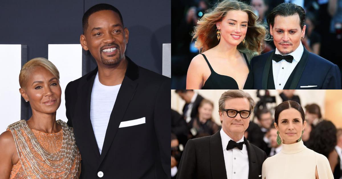 男神也會被戴綠帽!威爾史密斯、強尼戴普...5位好萊塢男星,不滿足妻子選擇