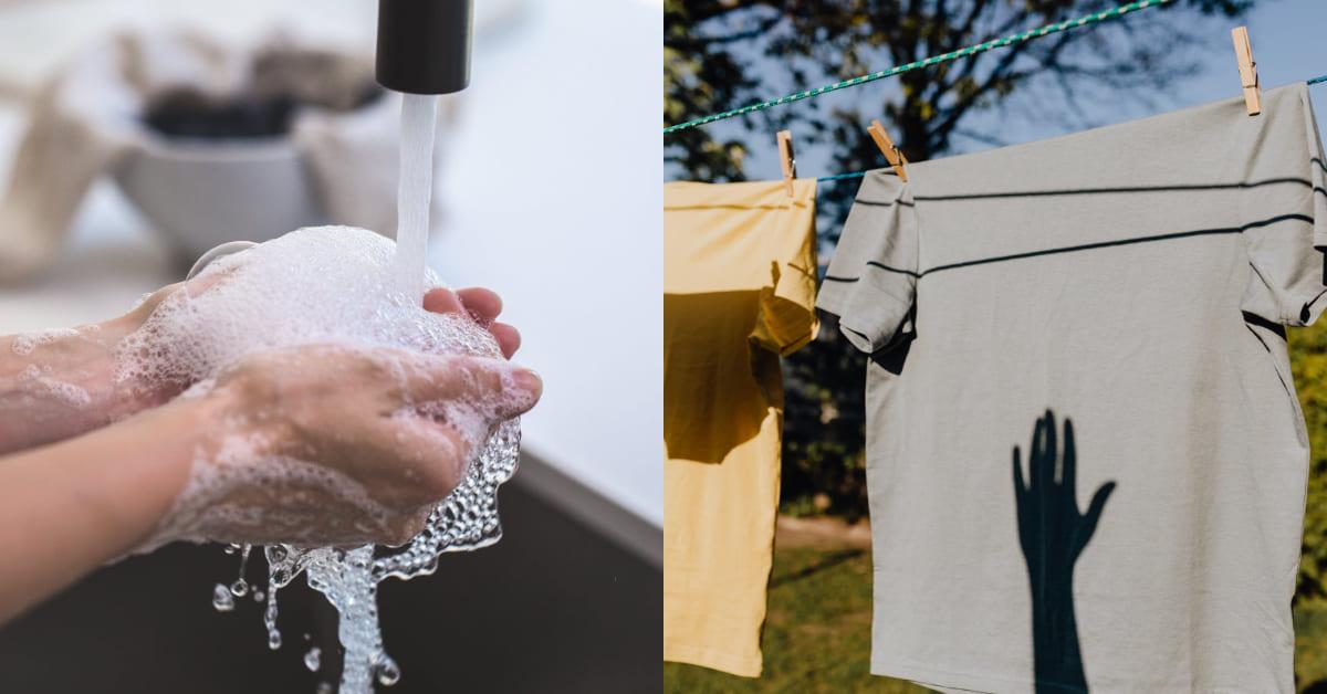防疫洗手保養6大重點!45度熱水殺菌但也會加速肌膚老化,每週一次去角質太重要!