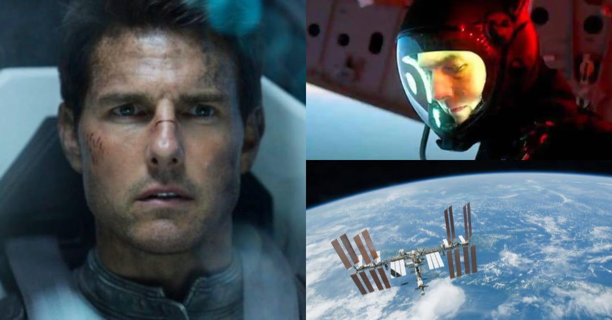 湯姆克魯斯《不可能的任務》玩真的!58歲阿湯哥將登上外太空拍電影,網友:會安全返回地球嗎?