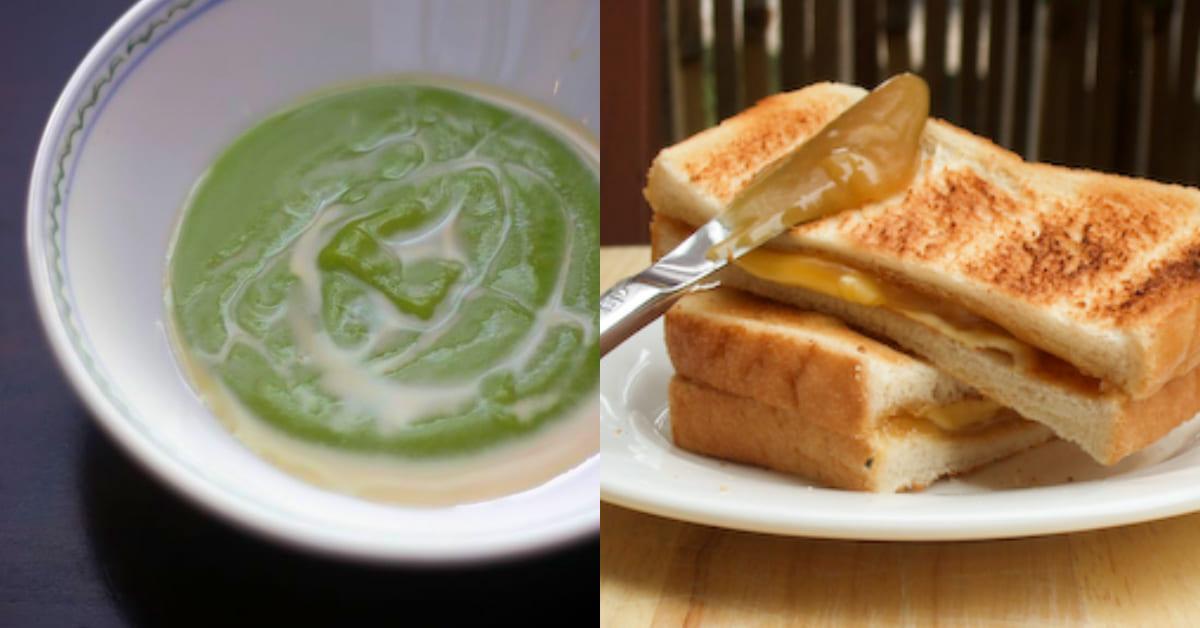 生吐司會是另一個「蛋塔效應」? 麵包控推薦台北3間「咖央吐司」,神秘綠醬搭配奶油,完勝生吐司 !