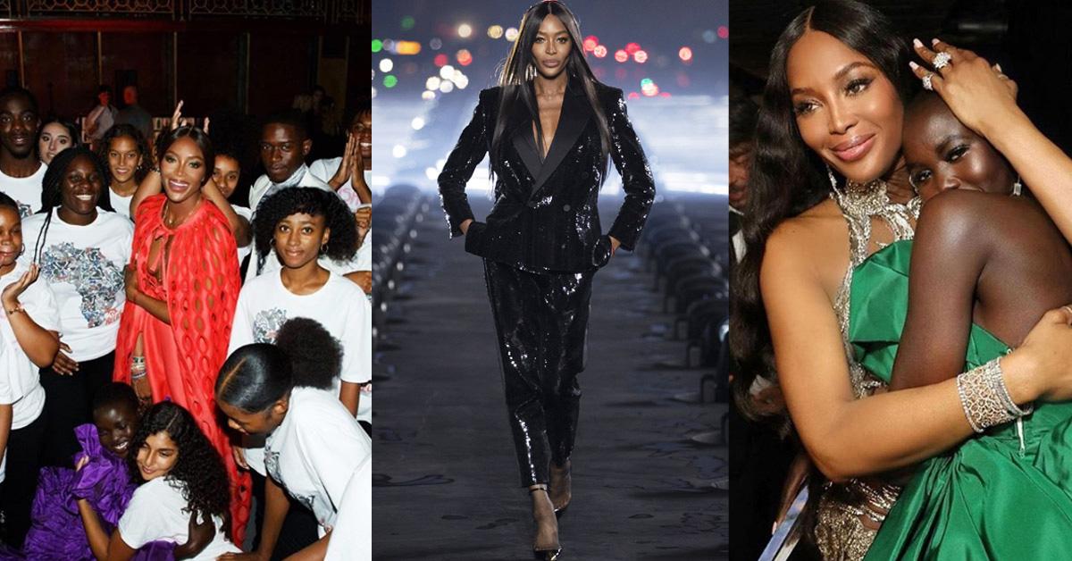【克編雜記】傳奇超模黑珍珠為女性與非裔族群發聲:「我從未把膚色當作藉口,讓它成為我前進動力!」